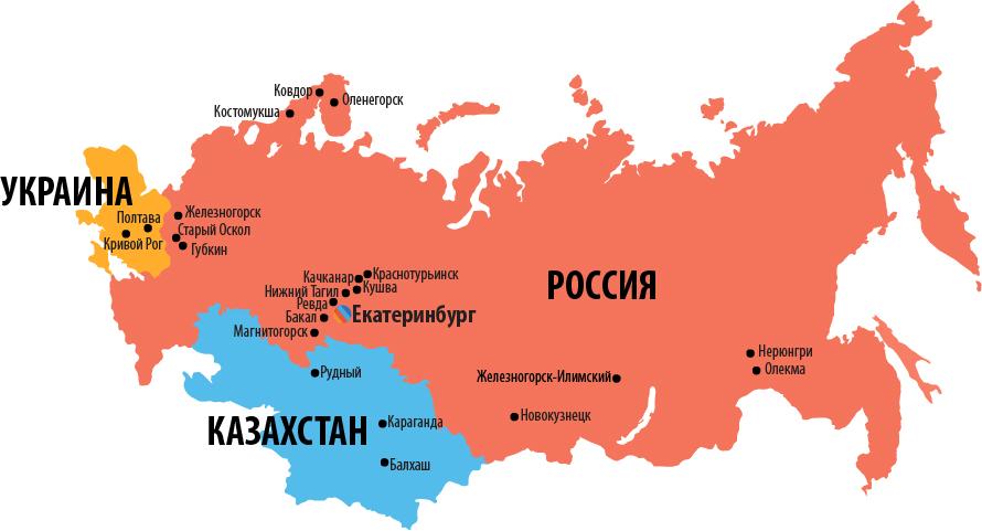 karta О КОМПАНИИ